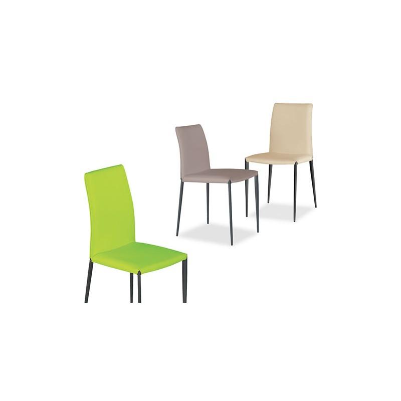 Modele de chaises design chaises design blanc hello par2 for Modele de chaise
