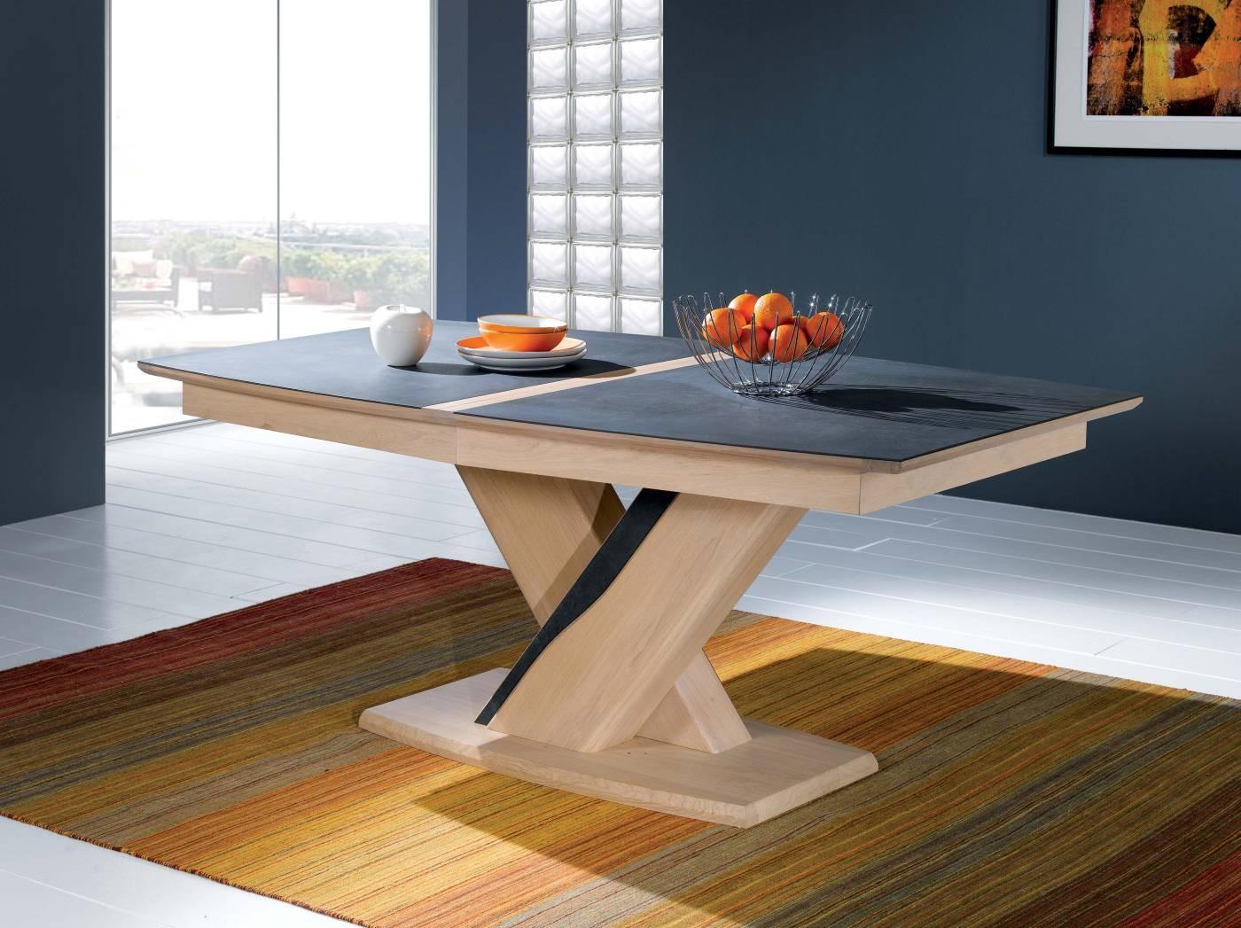 Table tonneau Ceram - Ateliers de Langres