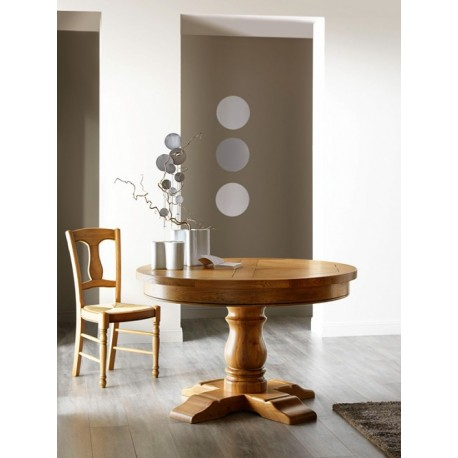 Table ronde ou ovale monast re mercier for Table basse ronde ou ovale