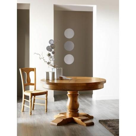 Table ronde ou ovale monast re mercier - Table basse ronde ou ovale ...