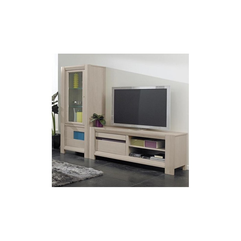 Meuble tv murano girardeau for Meuble girardeau prix