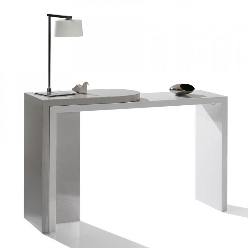 bureau amovible bureau amovible stephen mdf laqu coloris. Black Bedroom Furniture Sets. Home Design Ideas