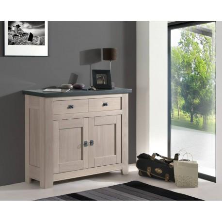 meuble d 39 entr e whitney ateliers de langres. Black Bedroom Furniture Sets. Home Design Ideas