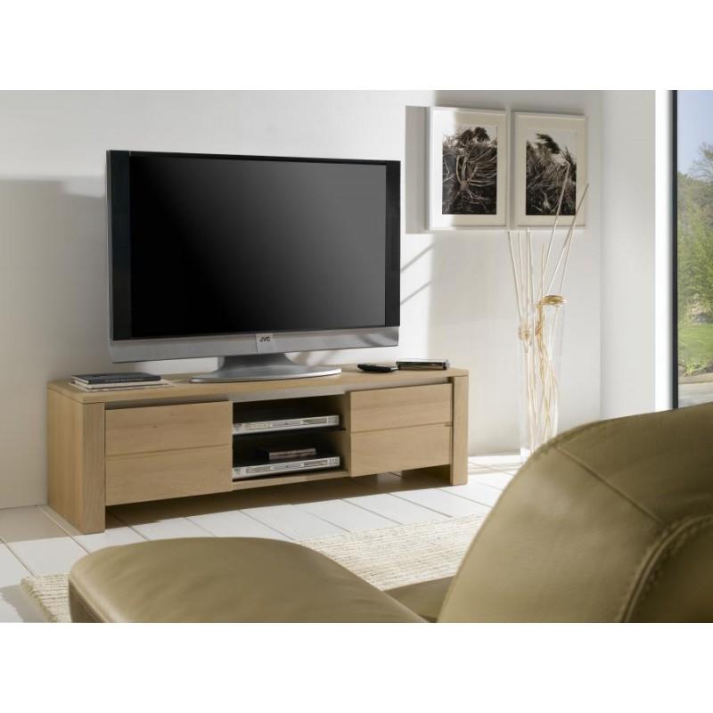 Meuble TV Yucca  Ateliers de Langres -> Meuble Tv Angle Yucca