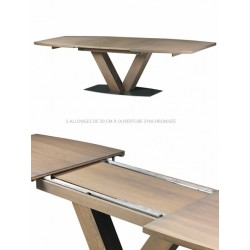 Table tonneau Oxalide - Mercier