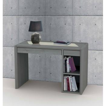 Bureau 2 tiroirs Ceram -  Ateliers de Langres.