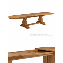 Table monastère - Mercier