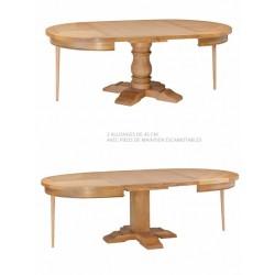Table ronde ou ovale monastère - Mercier