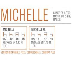 Chaise Michelle - Europea