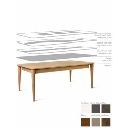 Table Sixties - Mercier