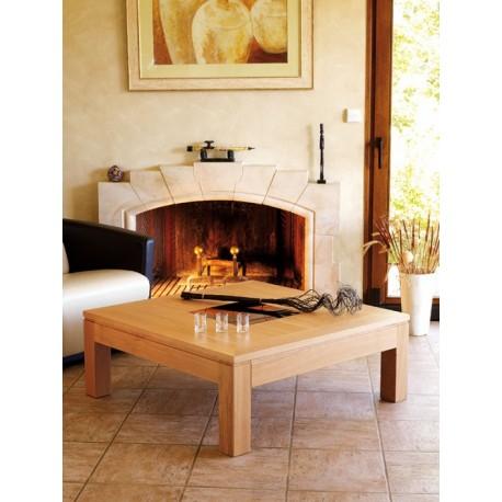 Table Basse Curcuma - Mercier