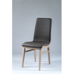 Chaise Yam Passepoil - Lelievre