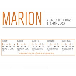 Chaise Marion - Europea