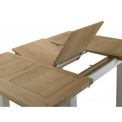 Table carrée Whitney -  Ateliers de Langres.