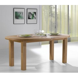 Table ovale Whitney -  Ateliers de Langres.