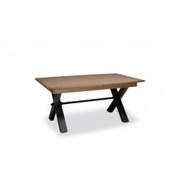 Table Plateau Bois Pied X Magellan -  Ateliers de Langres
