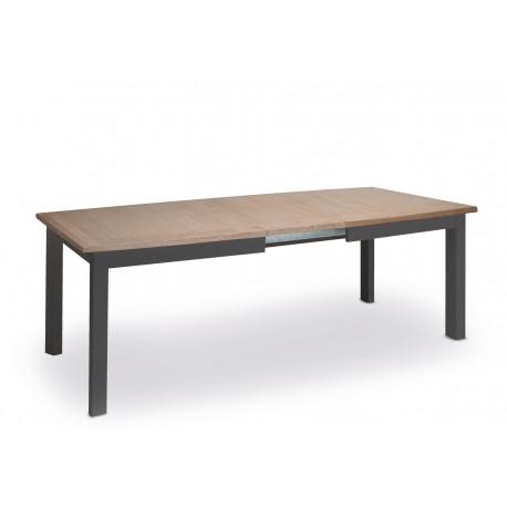 Table Plateau Bois 4 pieds Magellan -  Ateliers de Langres