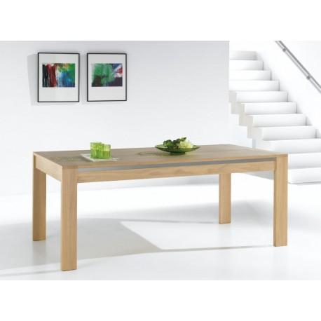 Table rectangulaire Yucca -  Ateliers de Langres.