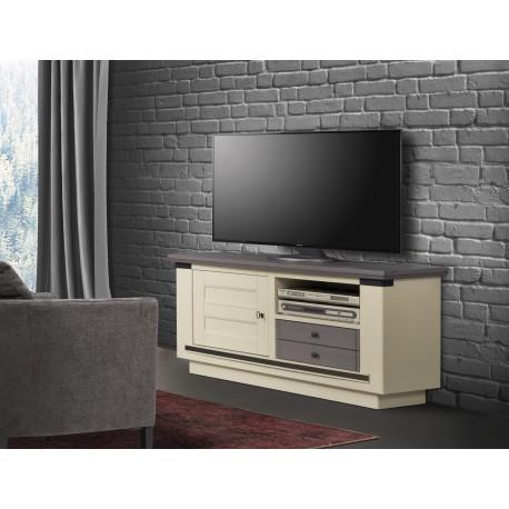 Meuble TV 124 cms Magellan -  Ateliers de Langres