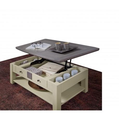 Table basse dinette Magellan -  Ateliers de Langres