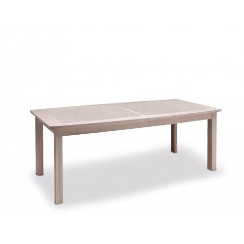 Table Bois 4 pieds Belem -  Ateliers de Langres
