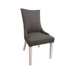 Chaise Tissu gris