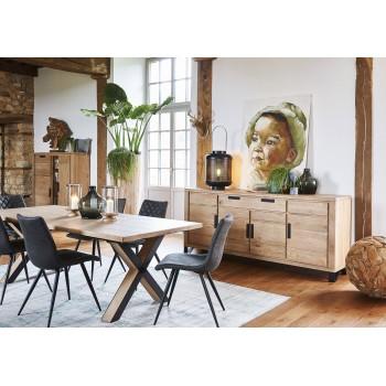 Chaise Hudson -  Ateliers de Langres
