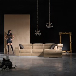 Canapé d'angle Alegria